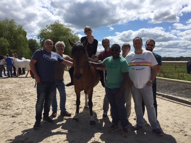 team building cheval